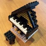 ナノブロックピアノ